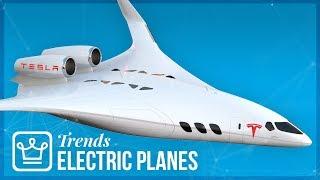 Download Should TESLA Make Electric Planes Video