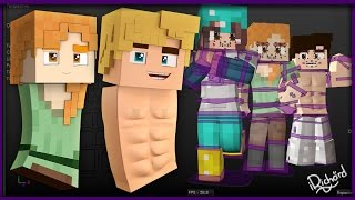 cinema 4d minecraft character rig download