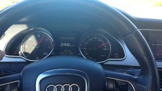 Download Audi A5 Top Speed Adana-Gaziantep Otoban Video