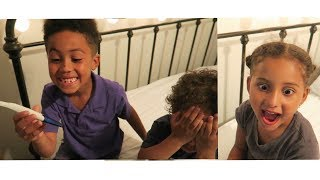 Download Telling the Kids I'm Pregnant! Video