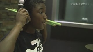 Download CNN Hero Chad Bernstein: Music in Session Video