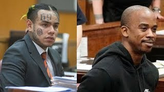 Download 6IX9INE Limps In Court & Couldn't Look Shotti In The Eye... Shotti Yells To Judge ″It's TREYWAY″ Video