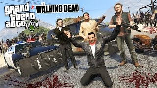 Download THE WALKING DEAD ″ZOMBIES APOCALYPSE″ MOD IN GTA 5!! (GTA 5 Mods) Video