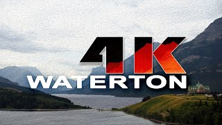 Download WATERTON LAKES NATIONAL PARK | ALBERTA , CANADA - A TRAVEL TOUR - 4K UHD Video