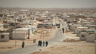 Download Being a mother and refugee at Jordan's Zaatari camp Video