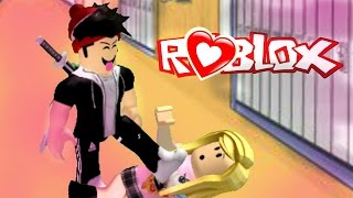 Download MY BULLY FELL IN LOVE WITH ME??! | Roblox High School Roleplay Video