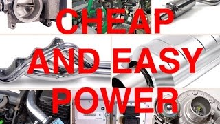 Download 8 Cheap Modifications to Make Your Car Faster! Video