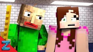 Download PopularMMOs Baldi's Basics Hide and Seek! (Minecraft Animation) Video