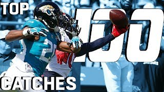 Download Top 100 Catches of the 2018 Season! | NFL Highlights Video