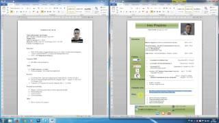 Download Kako napisati CV u wordu-Razgovor za posao-CV na engleskom-CV sablon,templejt,obrazac | TV Rovac Video
