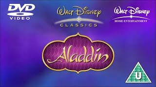 Download Opening to Aladdin: Special Edition UK DVD (2004) Video