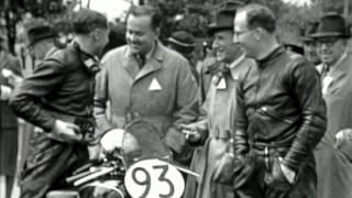 Download Isle of Man TT 1948 - Retro Road Racing Video