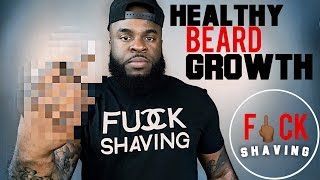Download Amazing Tools For Healthy Beard Growth   Best Beard Tips Video