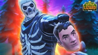 Download SKULL TROOPER RETURNS!!! -NEW SKIN- *SEASON 6* - FORTNITE SHORT FILMS Video