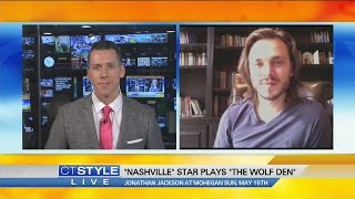 Download Where you can find Nashville's Jonathan Jackson in CT This Weekend Video
