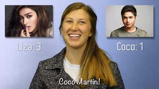 Download Americans Admit Their Filipino Celebrity Crushes (Ilonggo) Video