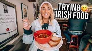 Download We Tried Irish Food in Dublin Video