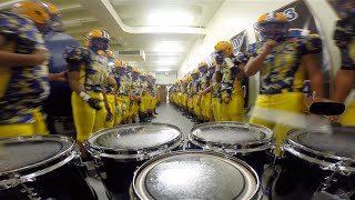 Download LT Drumline Football Team March Out Tenor Cam Video