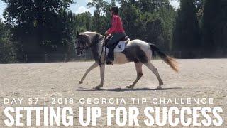 Download Day 57: 2018 Georgia Mustang TIP Challenge (Setting Up for Success) Video