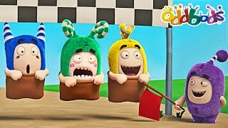Download Oddbods | SPORTS DAY | Funny Cartoons For Children Video