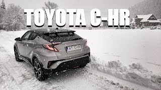 Download Toyota C-HR (ENG) - Test Drive and Review Video