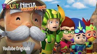 Download Big Ball of Pupa - Fruit Ninja Frenzy Force (Ep. 7) Video