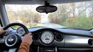Download Test Drive The 2006 Mini Cooper S 6-spd Start Up, Exhaust, and Full Tour Video