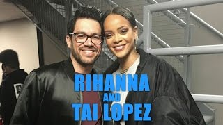 Download Rihanna & Tai Lopez: The Secret To Stardom - Why You Must Remain Humble Video
