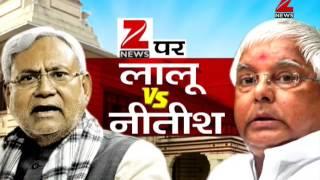 Download Lalu Yadav vs Nitish Kumar | पहली बार एक साथ लालू का वार, नीतीश का पलटवार Video