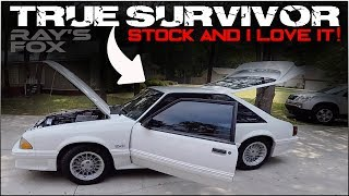 Download THE FOXBODY WE ALL WANT BUT CAN'T FIND.... OLD SCHOOL TO THE CORE! Video
