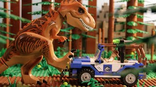 "Download ""A Jarring Encounter″ - LEGO Jurassic World - Mini Movie Video"