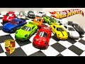 Download Hot Wheels Porsche 911 GT3 And GT2 Cars Video