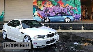 Download [HOONIGAN] DT 086: Honda S2000 and BMW M3 Track Prep Video