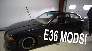 Download CHEAP E36 MODS! Video