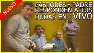 Download Parte 2 🔥Pastores y Padre Luis Toro Respondiendo a tus Dudas EN VIVO LA CONFESIÓN Video