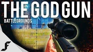 Download THE GOD GUN - Battlegrounds Video
