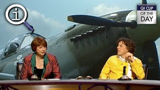 Download QI | Why Did Shorty Longbottom Have A Pink Spitfire? Video