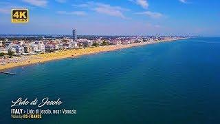 Download 4K - Lido di Jesolo / Italy Video