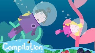 Download Ben and Holly's Little Kingdom | 1 Hour Episode Compilation #8 Video