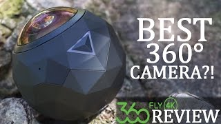 Download BEST 360° CAMERA?! 360FLY 4K CAMERA REVIEW | DansTube.TV Video