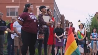 Download WATCH: 'Race Activists' Derail Vigil For LGBT Orlando Victims Video