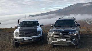 Download Поездка в Хибины. Land Cruiser 200, Ford F-150 Raptor Video