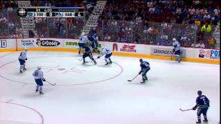Download Vancouver Canuck Fans Chanting na na na na, hey hey, goodbye to the Maple Leafs Video