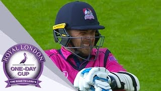 Download Outstanding Win For Warwickshire Over Northamptonshire - Royal London One-Day Cup 2017 Video