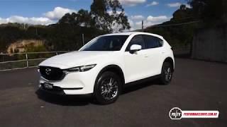 Download 2017 Mazda CX-5 0-100km/h & engine sound Video