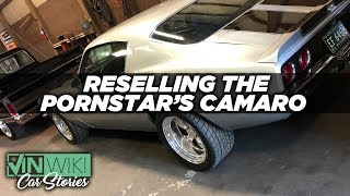 Download Reselling the Pornstar's Camaro Video