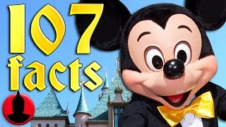 Download 107 Disneyland Facts YOU Should Know! (ToonedUp #75) - @ChannelFred Video