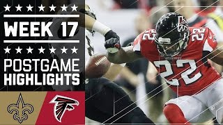 Download Saints vs. Falcons | NFL Week 17 Game Highlights Video