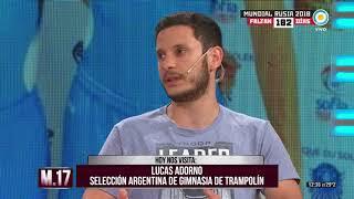 Download Gimnasia en trampolín en Maratón 2017 Video