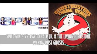 Download Spice Girls vs. Ray Parker Jr. & The Living Tombstone - Wanna Bust Ghosts (SimGiant Mash Up) Video